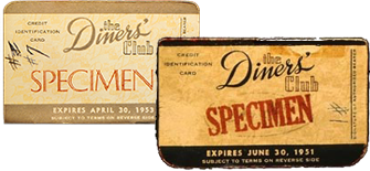 1950: Nasce The Diners' Club